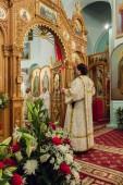Пасхальное богослужение 12 апреля 2015 г